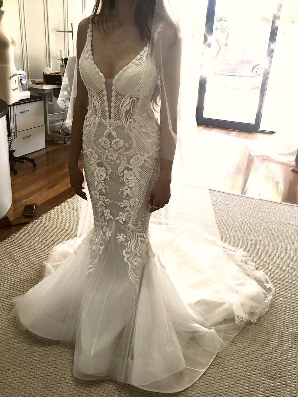 grace wedding gown